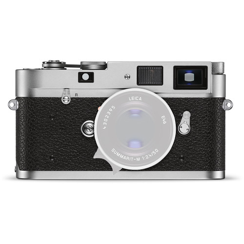 Leica M-A (Typ 127) Rangefinder Camera (Silver)