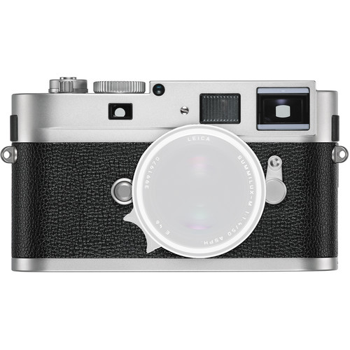 Leica M Monochrom Digital Camera (Silver)