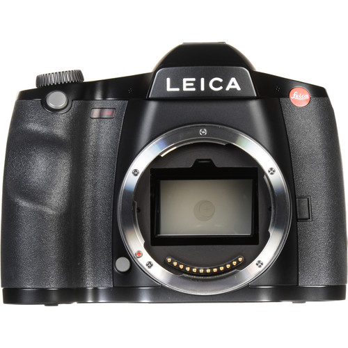 Leica S (Typ 007) Medium Format DSLR Camera (Body Only)