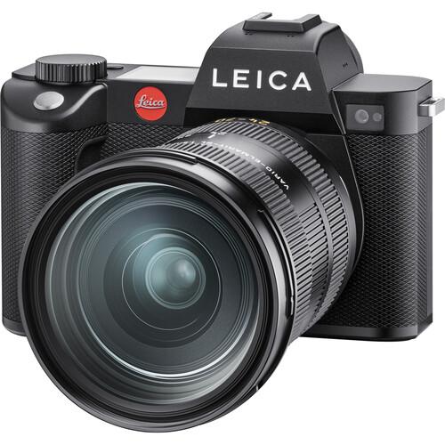 Leica SL2 Mirrorless Digital Camera with 24-70mm f/2.8 Lens (US/EU/JP)