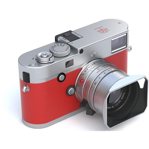 Leica M-P (Typ 240) Digital Rangefinder Camera with 35mm f/2 Lens (Canada Edition)
