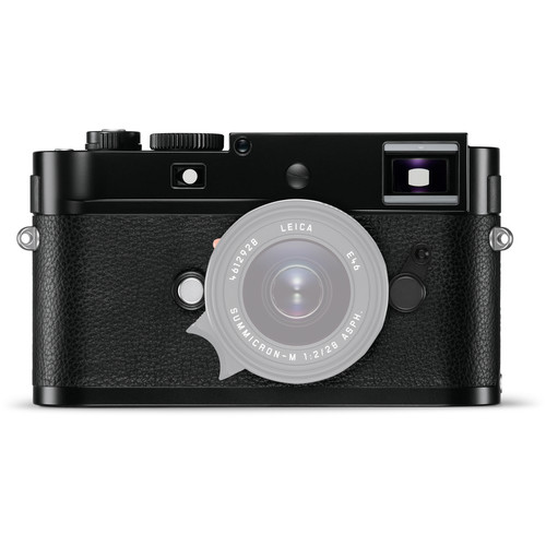 Leica M-D (Typ 262) Digital Rangefinder Camera