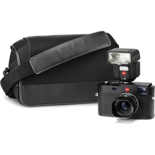 Leica M (Typ 262) Digital Rangefinder Camera with Summarit-M 50mm f/2.4 Lens and SF 40 Flash Bundle (Black)