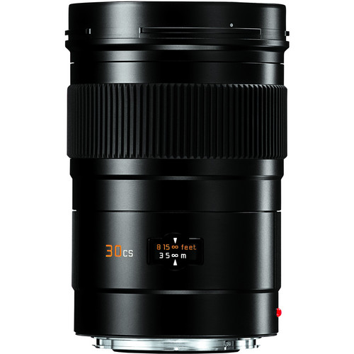 Leica Elmarit-S 30mm f/2.8 ASPH CS Lens