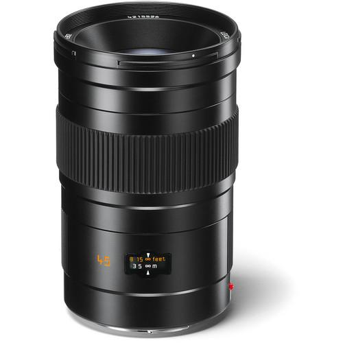 Leica Elmarit-S 45mm f/2.8 ASPH Lens