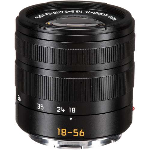 Leica Vario-Elmar-T 18-56mm f/3.5-5.6 ASPH Lens (Open Box)