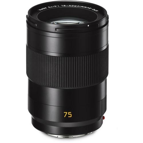 Leica APO-Summicron-SL 75mm f/2 ASPH. Lens