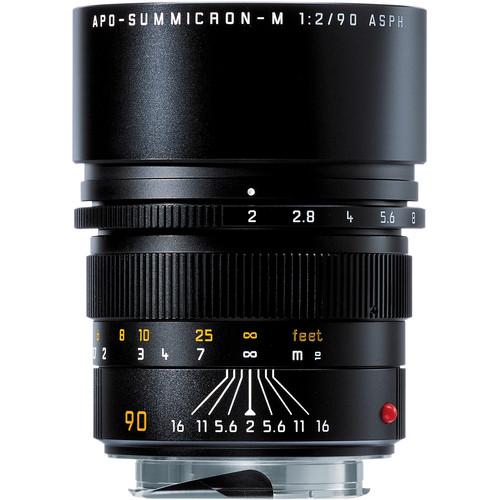 Leica APO-Summicron-M 90mm f/2 ASPH. Lens
