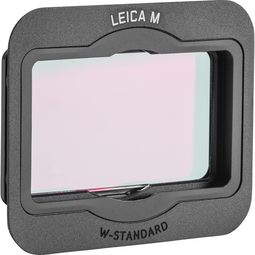 Leitz Cine M-Series Optical Low-Pass Filter for RED DSMC2 Camera with M-Mount