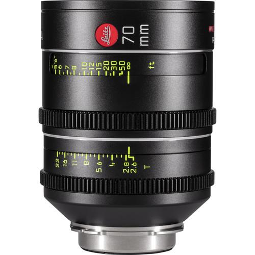 Leitz Cine THALIA 70mm T2.6 PL Mount Cine Lens (Feet)