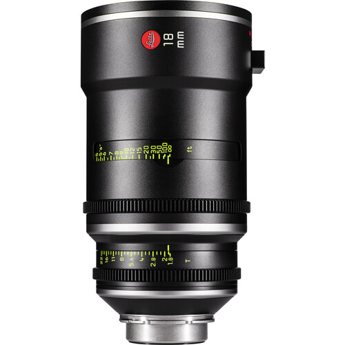 Leitz Cine Prime 18mm Lens (Feet, LPL Mount)