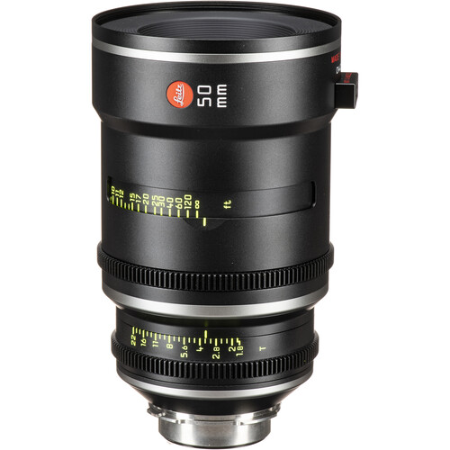 Leitz Cine Prime 50mm Lens (Feet, PL Mount)