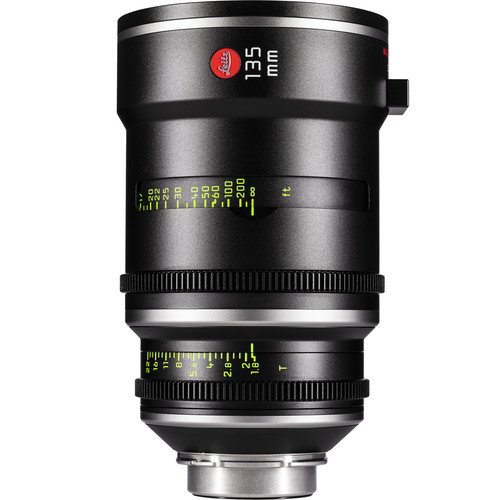 Leitz Cine Prime 135mm Lens (Feet, LPL Mount)