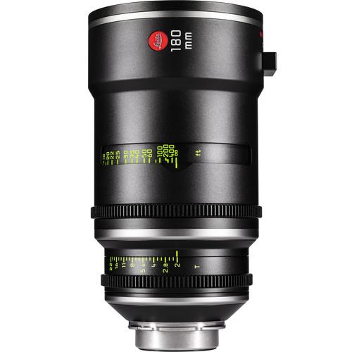 Leitz Cine Prime 180mm Lens (Feet, PL Mount)