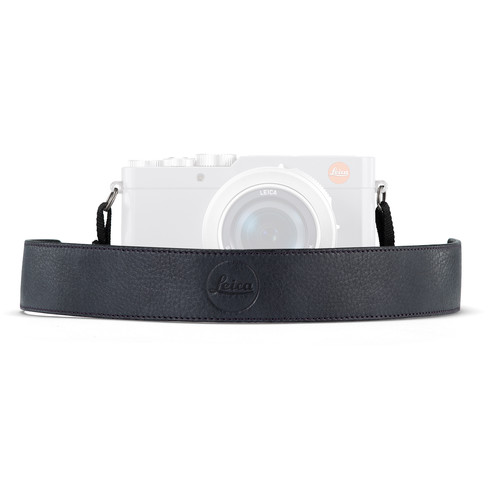 Leica D-Lux Type 109 Leather Neck Strap (Gray)