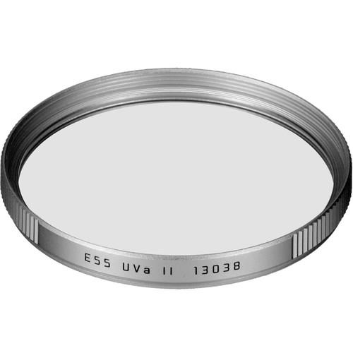 Leica E55 UVa II Filter (Silver)