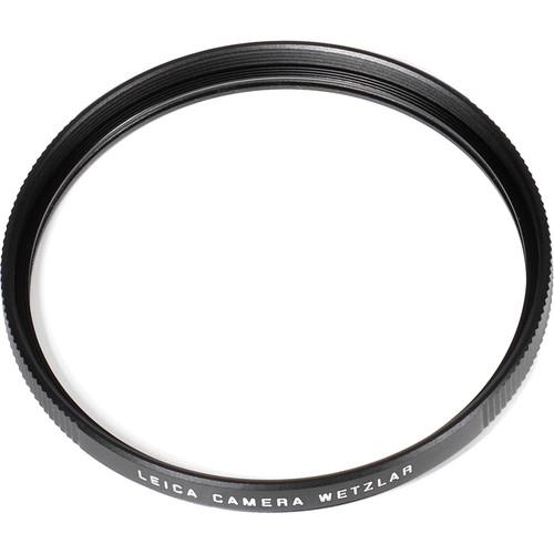 Leica E67 UVa II Filter (Black)