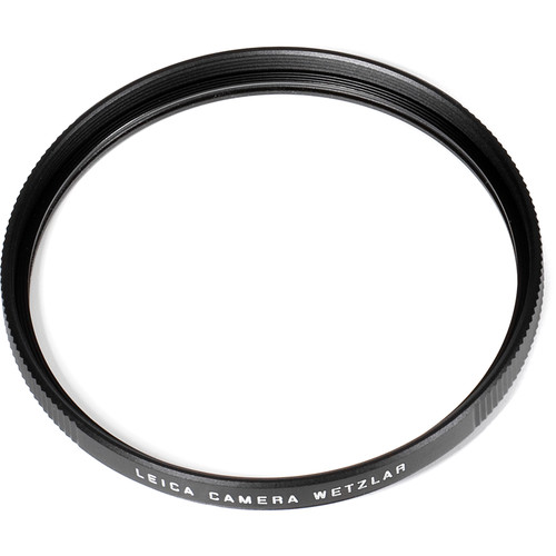 Leica Series VIII UVa II Filter (Black)