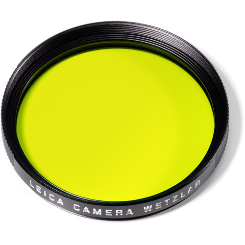 Leica E39 Yellow Filter