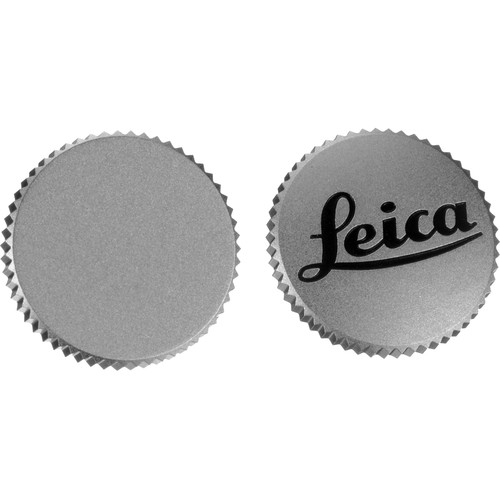 "Leica Soft Release Button for M-System Cameras (Chrome, 0.5"")"