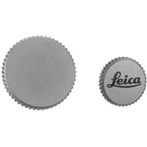 """Leica Soft Release Button for M-System Cameras (Chrome, 0.3"""")"""