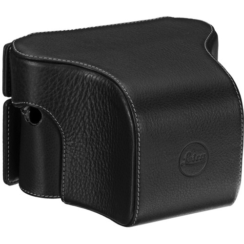 Leica Ever-Ready Case for Leica M or M-P Camera with Short Front Section (Black)