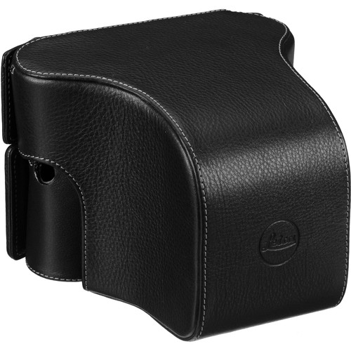 Leica Ever-Ready Case for Leica M or M-P Camera with Long Front Section (Black)