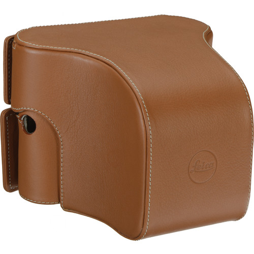 Leica Ever-Ready Case for Leica M or M-P Camera with Long Front Section (Cognac)