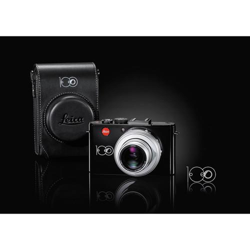 Leica D-LUX 6 Edition 100 Digital Camera (Black/Silver)