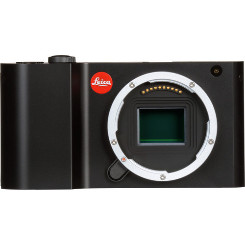 Leica T Mirrorless Digital Camera (Black, Open Box)