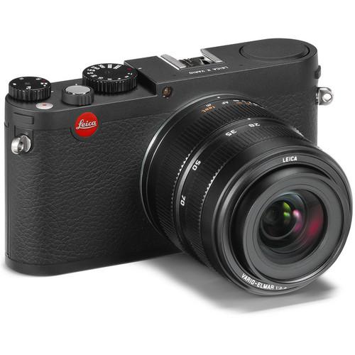 Leica X Vario Digital Camera (Black)
