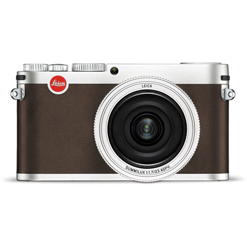 Leica X (Typ 113) Digital Camera (Silver)