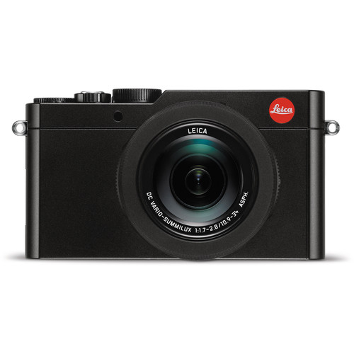 Leica D-LUX (Typ 109) Digital Camera (Black) 18471