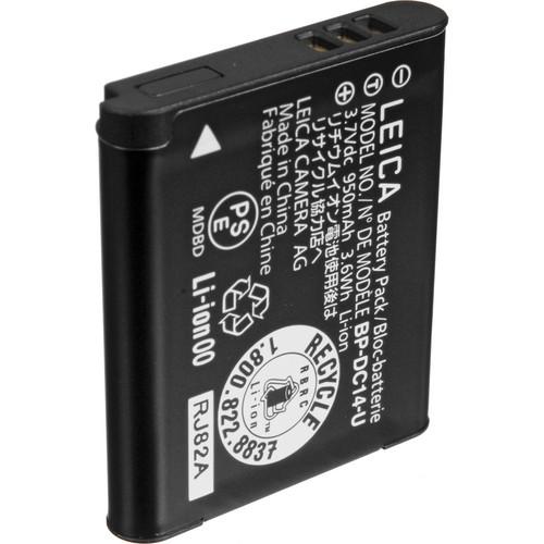Leica BP-DC14-U Lithium-Ion Battery (3.7V, 950mAh)