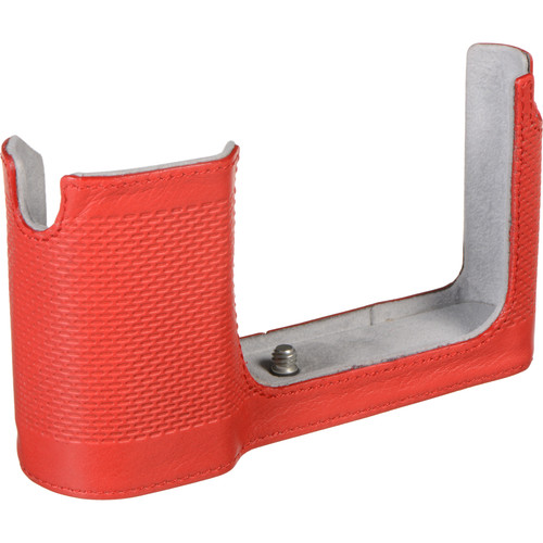Leica Leather Protector for TL (Red)