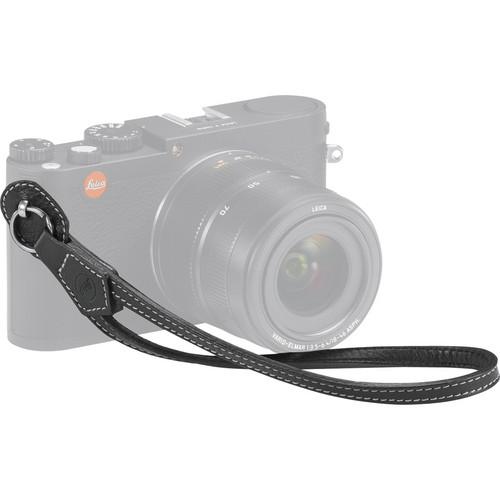 Leica Leather Wrist Strap (Black)