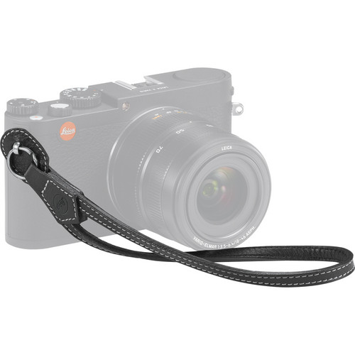 Leica Leather Wrist Strap (Black)