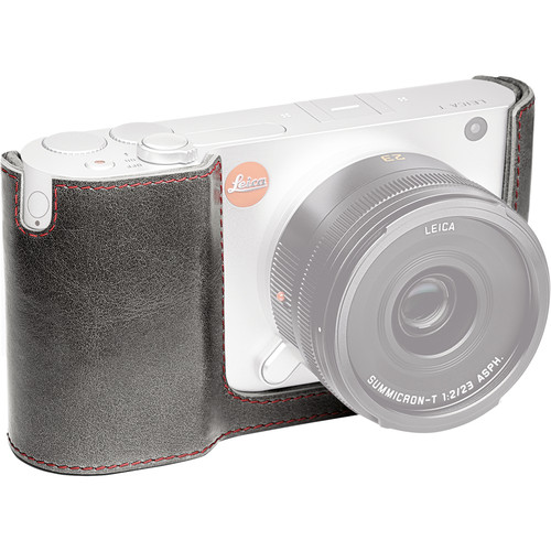 Leica Leather Protector for Leica T Camera (Stone Gray)