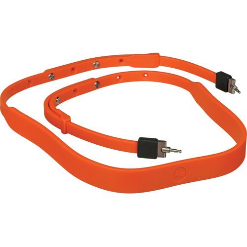 Leica Silicone Neck Strap for Leica T Camera (Orange/Red)