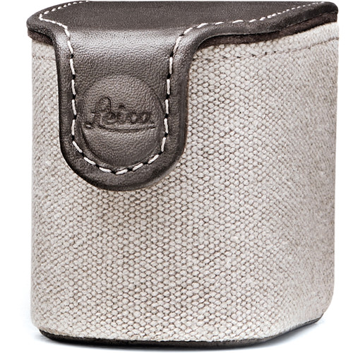 Leica X Visoflex Case Country (Canvas and Leather/Taupe)