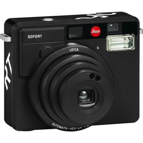 Leica Sofort Instant Film Camera (Black)