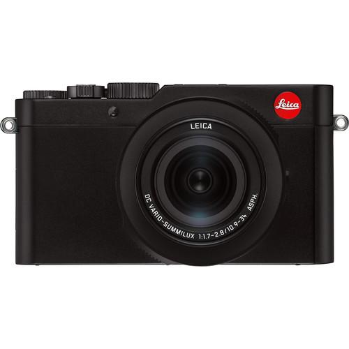 Leica D-Lux 7 Digital Camera (Black)