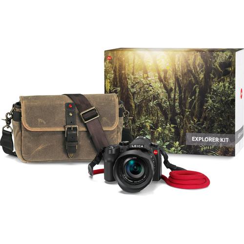 Leica V-LUX (Typ 114) Digital Camera Explorer Kit