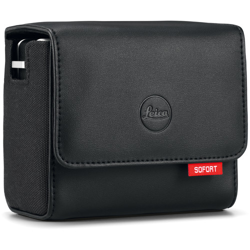 Leica Case for Sofort Instant Film Camera (Black)