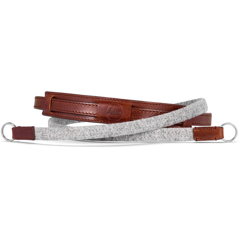 Leica Lifestyle Neck Strap (Gray)