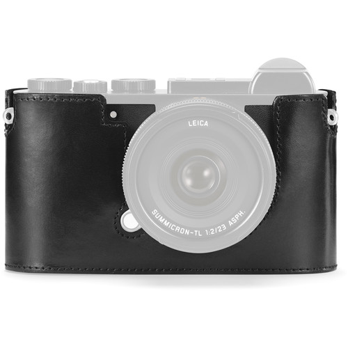 Leica Protector-CL Leather Case (Black)