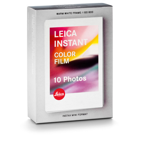 Leica Sofort Color Instant Film Double Pack (20 Exposures)