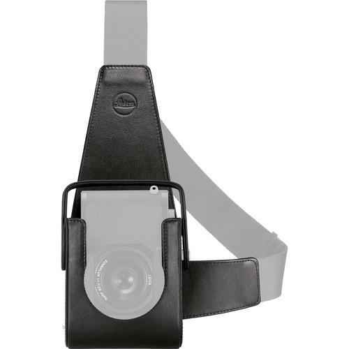 Leica Q2 Holster (Black Leather)
