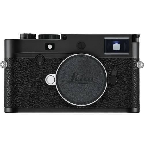 Leica M10-P Digital Rangefinder Camera (Black Chrome)