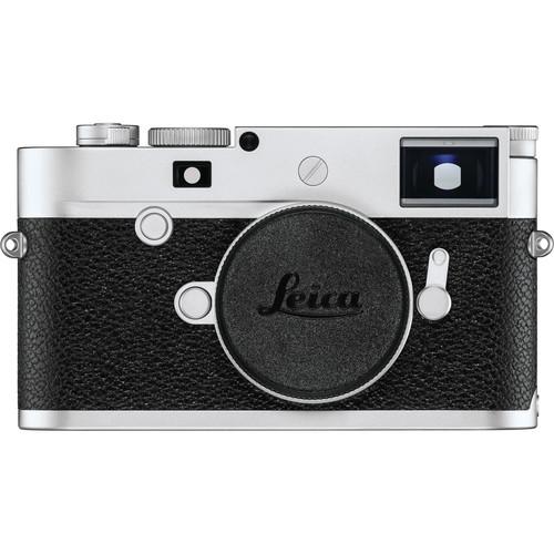 Leica M10-P Digital Rangefinder Camera (Silver Chrome)